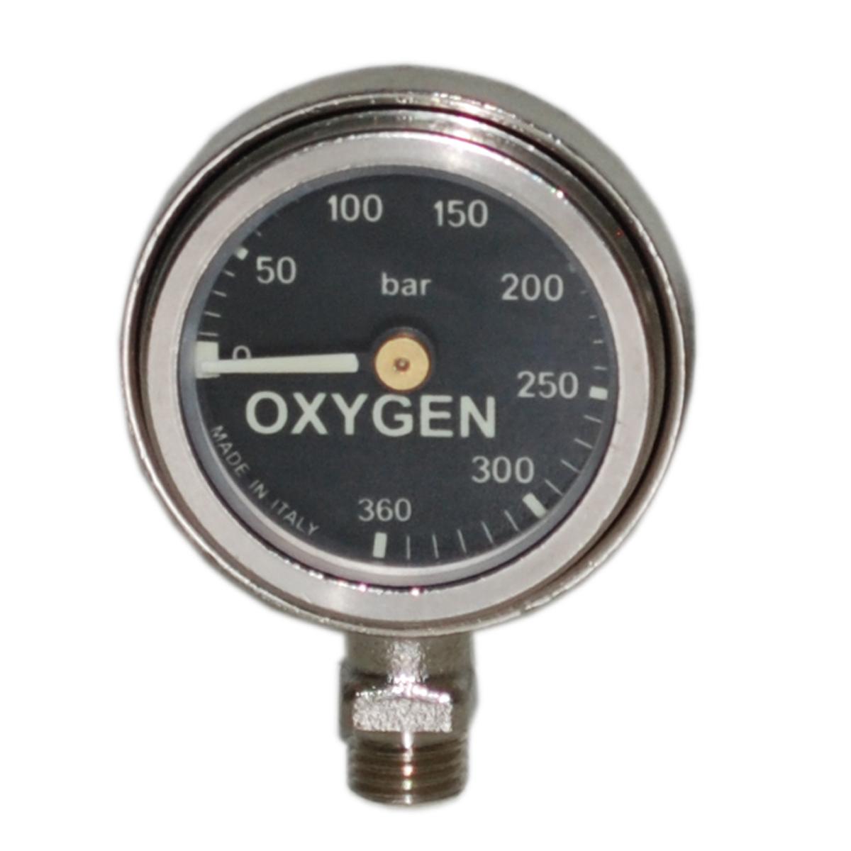 CCR Finimeter Sauerstoff 50 mm