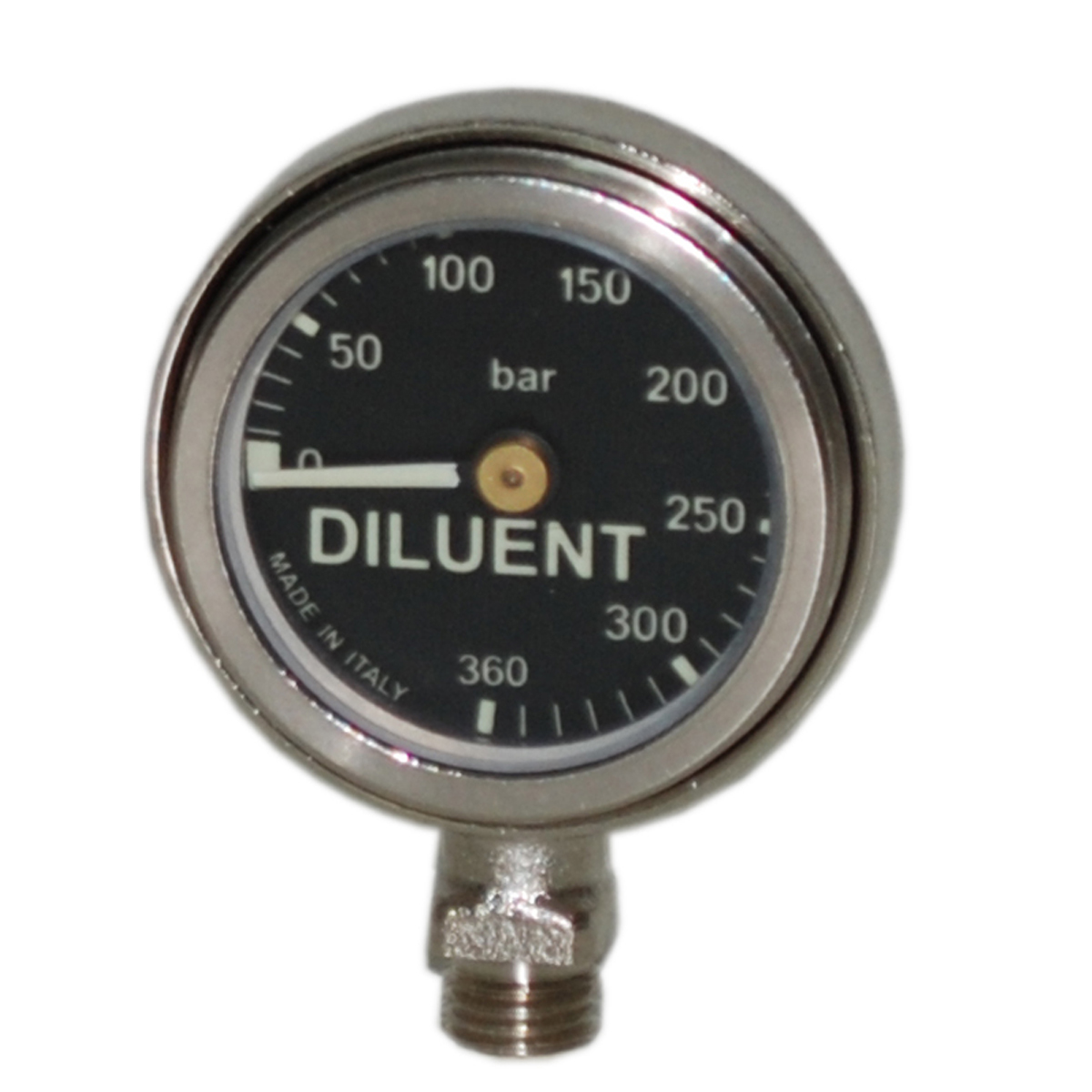 CCR Finimeter Diluent 50 mm