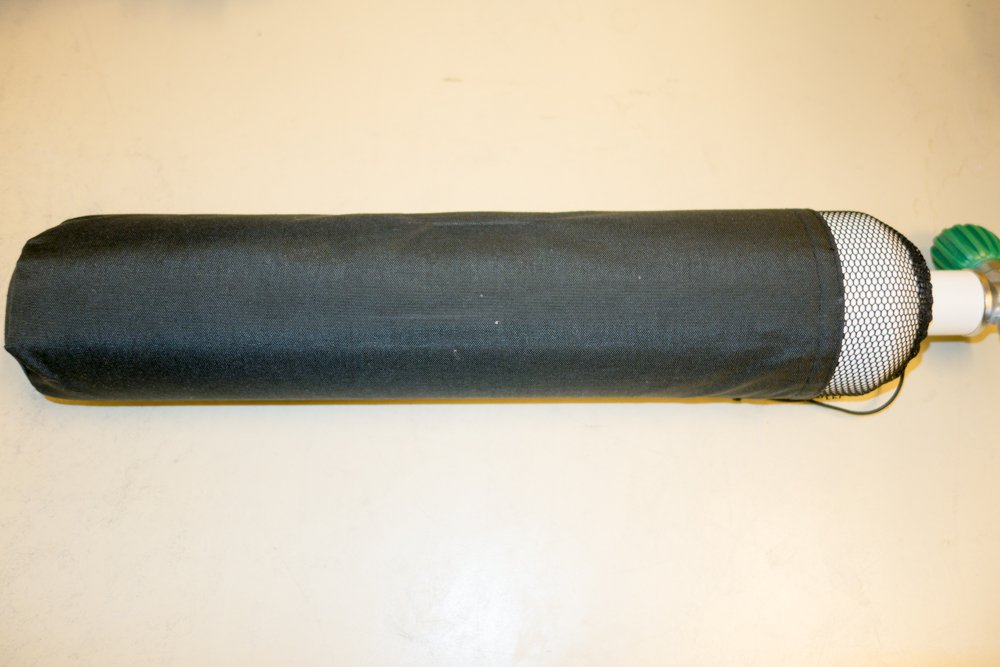 cordura tank cover 3l cylinders