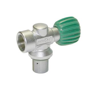 SLS - valve nitrox 230bar