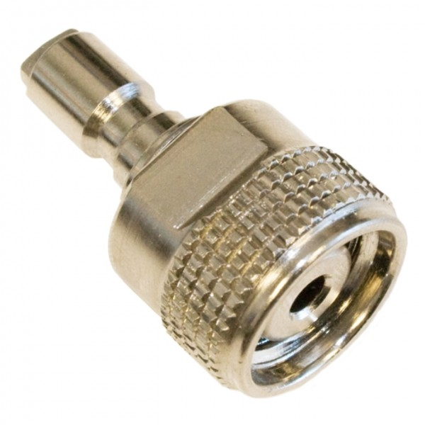 Male BC Connector to UNF 9/16-18 female