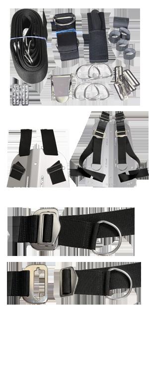 DIRZONE Harness verstellbar komplett
