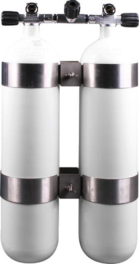 Doppelgerät 300bar 7l DIR Style