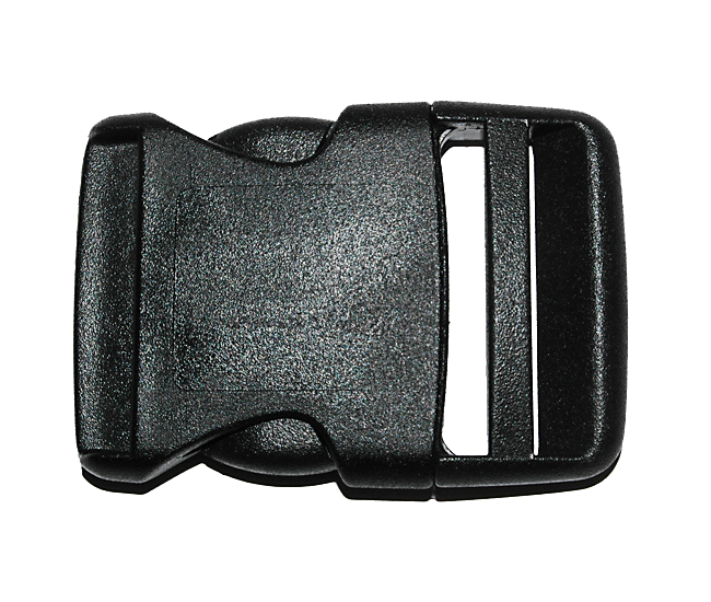 Fastex buckle completely