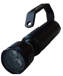 TT2 - LED 1500 Handlampe