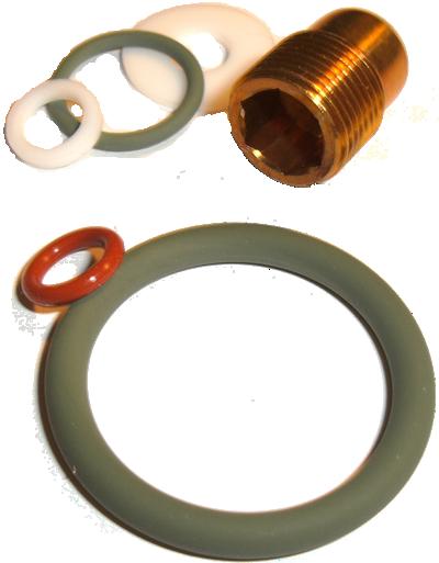 Wartungssatz Nitrox Nautec-Ventile