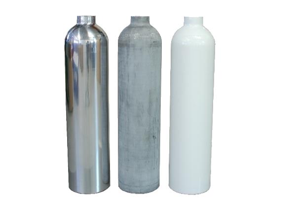 Alu Flasche 7l
