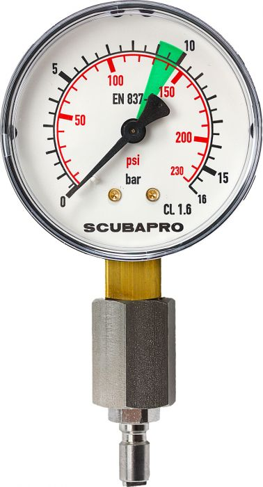Interstage Pressure Gauge