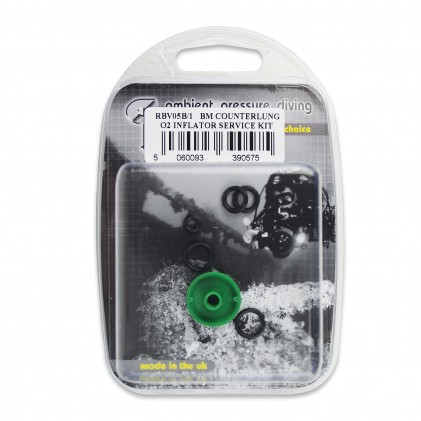 Service Kit O2 Inflator BMCL