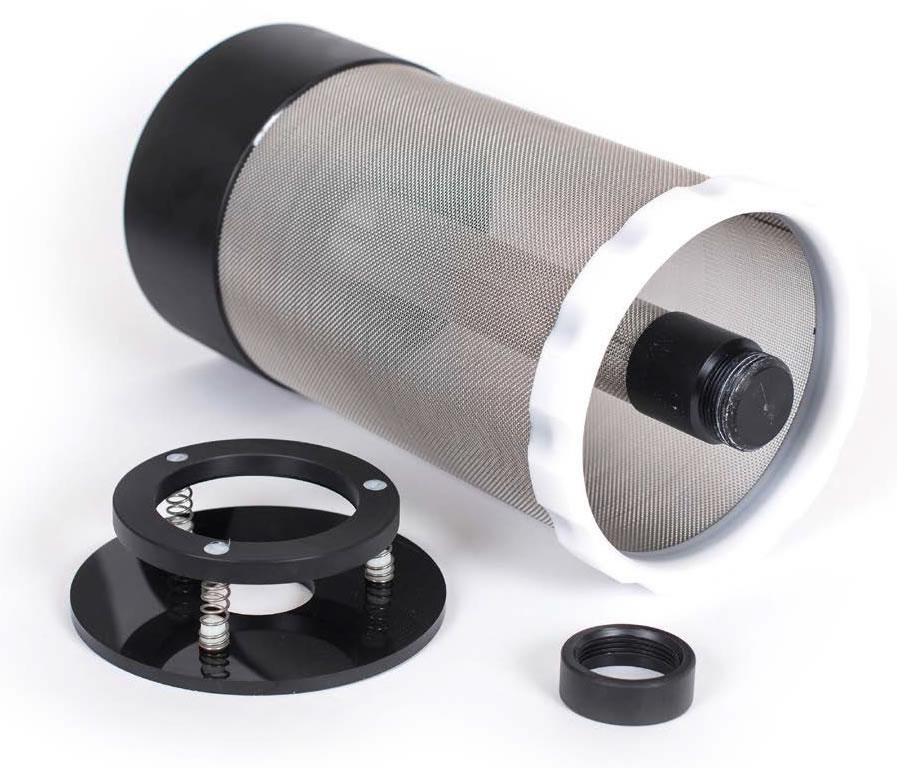 scrubber canister JJ-CCR radial